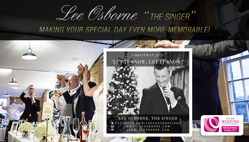 wedding singer lee osborne